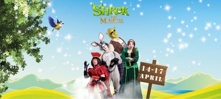 Shrek main characters